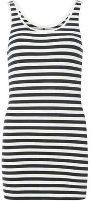 Dorothy Perkins Womens **Only Black and White Tank Top