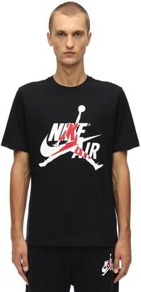 Nike Jm Classics Ss Crew T-shirt