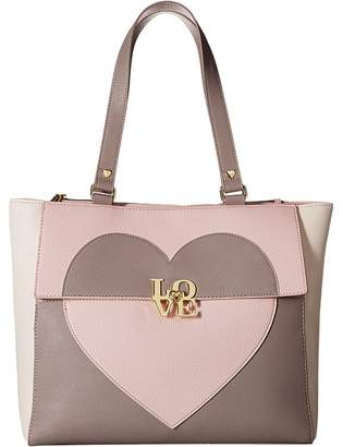 Betsey Johnson Love Lock Tote Tote Handbags