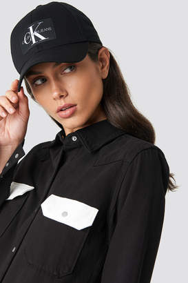 Calvin Klein J Monogram Cap W