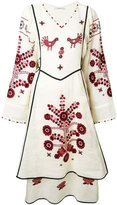 DAY Birger et Mikkelsen Vita Kin flared floral dress
