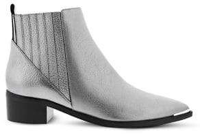 Marc Fisher Yommi Leather Booties