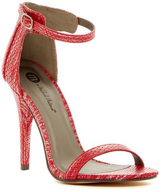 Michael Antonio Rumor-Rep Open Toe Heel $49 thestylecure.com