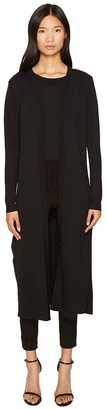 LAMARQUE Arin Knit Duster Cardigan $195 thestylecure.com