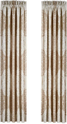 "J Queen New York La Scala 84"" x 100"" Pair of Window Panels Bedding"