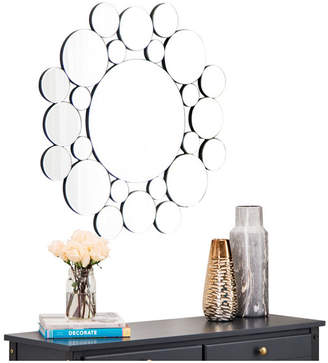Asstd National Brand Droplet Round Wall Mirror