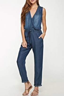 Love Stitch Lovestitch Tencel Jumpsuit