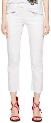 Zadig & Voltaire Ava Skinny Jeans in Judo