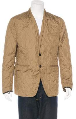 Burberry Quilted Nylon Jacket
