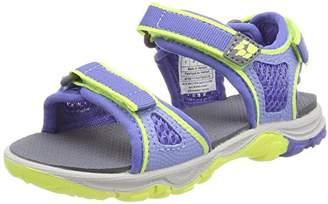 Jack Wolfskin Girls' ACORA Beach Sandal G Sports