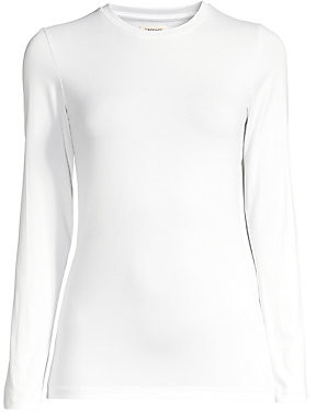 L'Agence Women's Long-Sleeve Tee