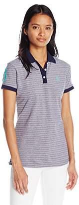 U.S. Polo Assn. Junior's Birdseye Pique Polo Shirt