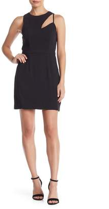 Do & Be Do + Be Cutout Crew Neck Dress