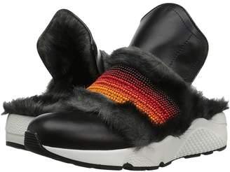 NO KA 'OI NO KA'OI Chief Slip-On Sneakers with Embroidery Women's Slip on Shoes