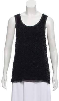 Emilio Pucci Embellished Sleeveless Top