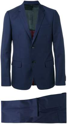 Gucci two-piece suit