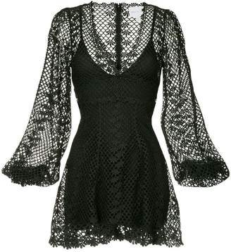 Alice McCall Dark Lady dress