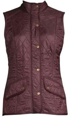 Barbour Cavalry Quilted Gilet
