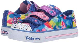 Skechers Twinkle Toes: Shuffles 10846L Lights Girl's Shoes