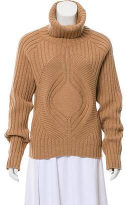 Givenchy Turtleneck Knit Sweater