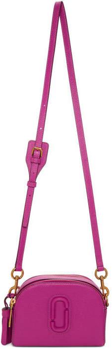Marc Jacobs Pink Shutter Camera Bag