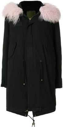 Mr & Mrs Italy midi parka coat