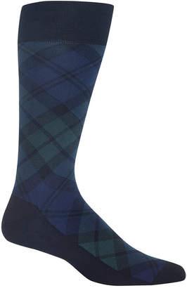 Polo Ralph Lauren Men's Plaid Dress Socks