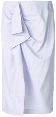 Carven high-waisted skirt