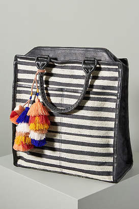 Cleobella Pilar Striped Tote Bag
