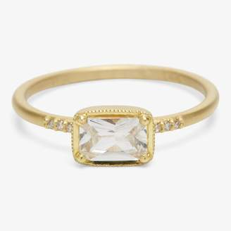 Ila White Sapphire Karina Ring