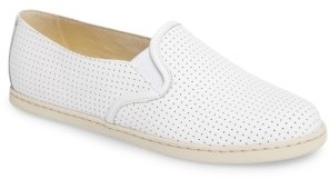 Camper Women's Camper Uno Perforated Slip-On Sneaker