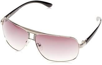 GUESS Men's GU6512 Sunglasses,66