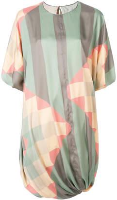 Ter Et Bantine printed sack dress