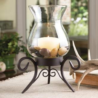 Antigua San Miguel Hurricane Candle Holder