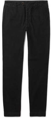 Officine Generale New Fisherman Cotton-Corduroy Trousers