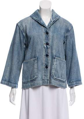 The Great Casual Denim Jacket