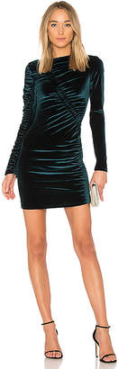 Ronny Kobo Yarden Velvet Dress