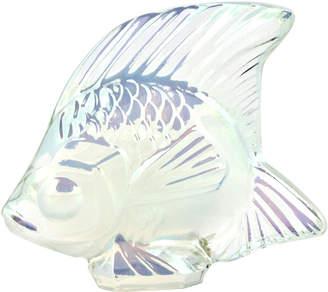 """Lalique Lustre"""" Opal Fish"""