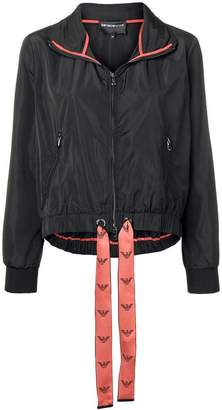 Emporio Armani lightweight bomber jacket