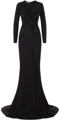 Stella McCartney Joy Twist Front Gown
