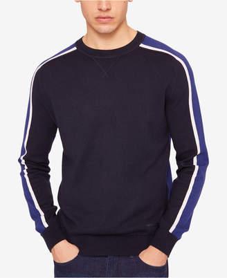 Armani Exchange Men Colorblocked Sweatshirt