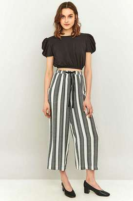 Staring At Stars Striped Wide Leg Trousers