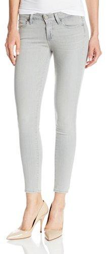 Paige Women's Verdugo Ankle Jean In Montauk Grey