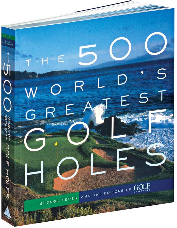 Workman Publishing The 500 World's Greatest Golf Holes