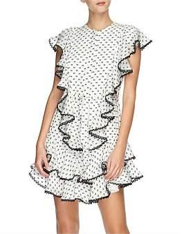 Lover Polka Mini Dress