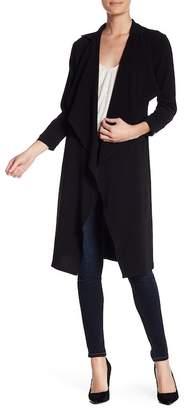 Beulah Draped Open Front Cardigan