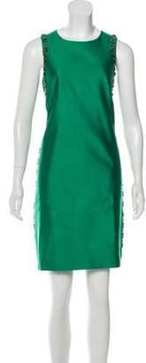 LK Bennett Silk Knee-Length Dress