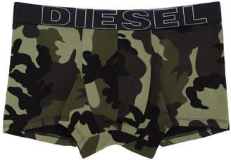 Diesel Three-Pack Multicolor UMBX-Damien Boxer Briefs