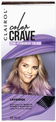 Clairol Color Crave Semi-Permanent Colour lavender 60ml