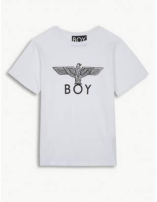 Boy London Eagle cotton T-shirt 13-16 years